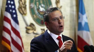 El gobernador de PR pide unidad para superar la crisis económica Alejand...