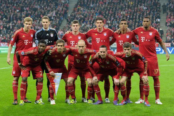 El Bayern Múnich, uno de los clubes clásicos europeos y del fútbol alemá...