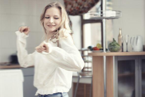 Baile: Además de que funciona como una ejercicio y puede ayudarte...
