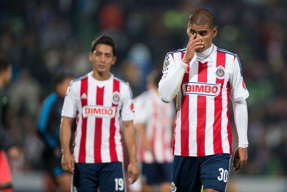 Carlos Salcido es el hombre de experiencia de Guadalajara pero ya no es...