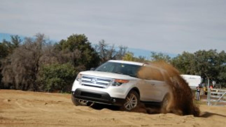 La nueva Ford Explorer 2011 ha ayudado a la firma de Detroit a lograr ve...