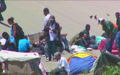 Inmigrantes deportados denuncian maltratos por parte de las autoridades