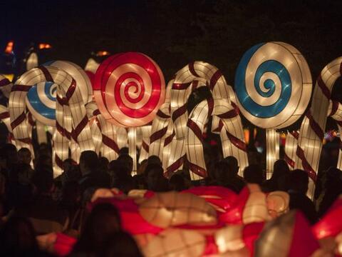 El Festival Luminasia llegó a Monterrey  reconocido en el mundo c...