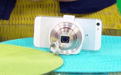 Convierte tu teléfono en una cámara profesional