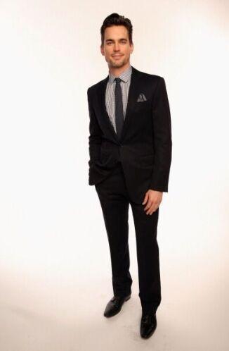 Otro hombre con tan buen gusto es Matthew Bomer. Tanto estilo no era nor...