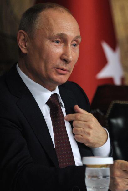 3. VLADIMIR PUTIN  Puesto- Presidente de Rusia.  Organización- Gobierno...