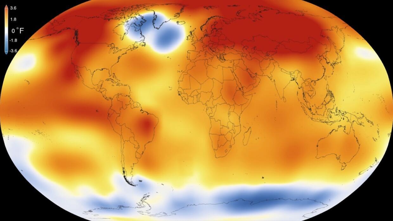 Confirmado: 2015 fue el año más caluroso desde que se tienen registros f...