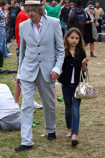 Bob Geldof, músico y activista, se ha convertido en un padre ejemplar pa...