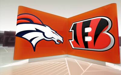 Semana 3 Highlights: Denver Broncos 29-17 Cincinnati Bengals