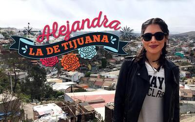 Alejandra Espinoza retornó a sus raíces en Tijuana, M&eacu...