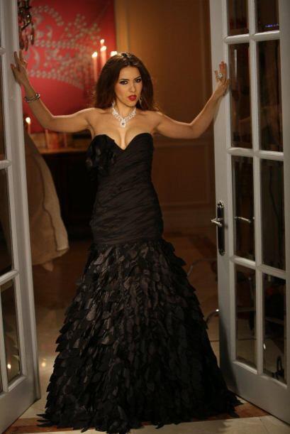 No tendrá el tamaño de una reina pero Aly Villegas brilla con luz propia...