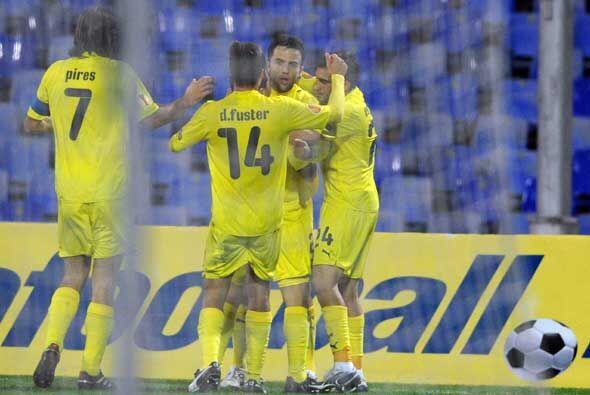 Villarreal le ganó al Levski Sofía como visitante y tambi&...