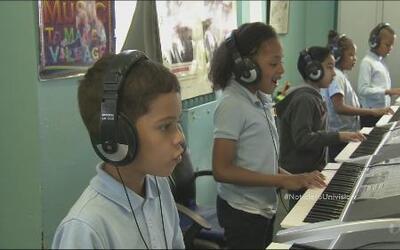 Música un beneficio para la educación
