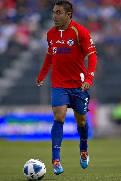 Morbo total, Marco Fabián juega ante Chivas y ya mencionó...