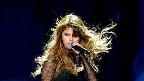 La cantante fue diagnosticada de Lupus, una enfermedad crónica qu...