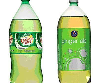 3. Canada Dry contra America's ChoiceVeredicto: Empate.Ambos son buenos...