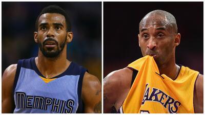 Grizzlies 112-96 Lakers: Kobe Bryant vivió otra despedida