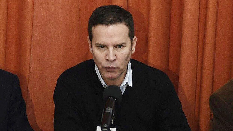 Juan Carlos Cruz, una de las víctimas chilenas de abuso.