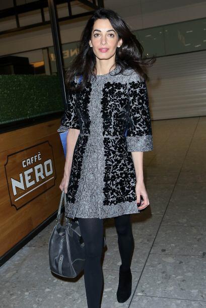 Parece que Sofía ya puede codearse con las estrellas hollywoodens...