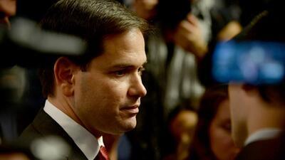 Marco Rubio asegura que DACA tiene que terminar