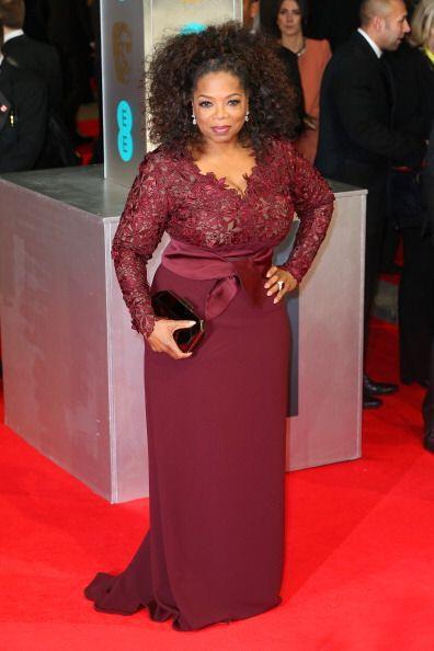 Oprah Winfrey, no consiguió el premio a mejor actriz secundaria por 'El...