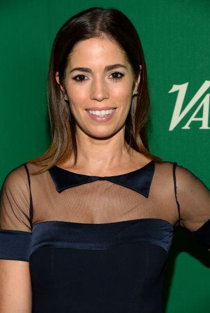 Anna Ortiz es la bella esposa de Andrés Iniesta mediocampista del Barcel...