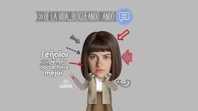 Blog Lichita como te ven imagen