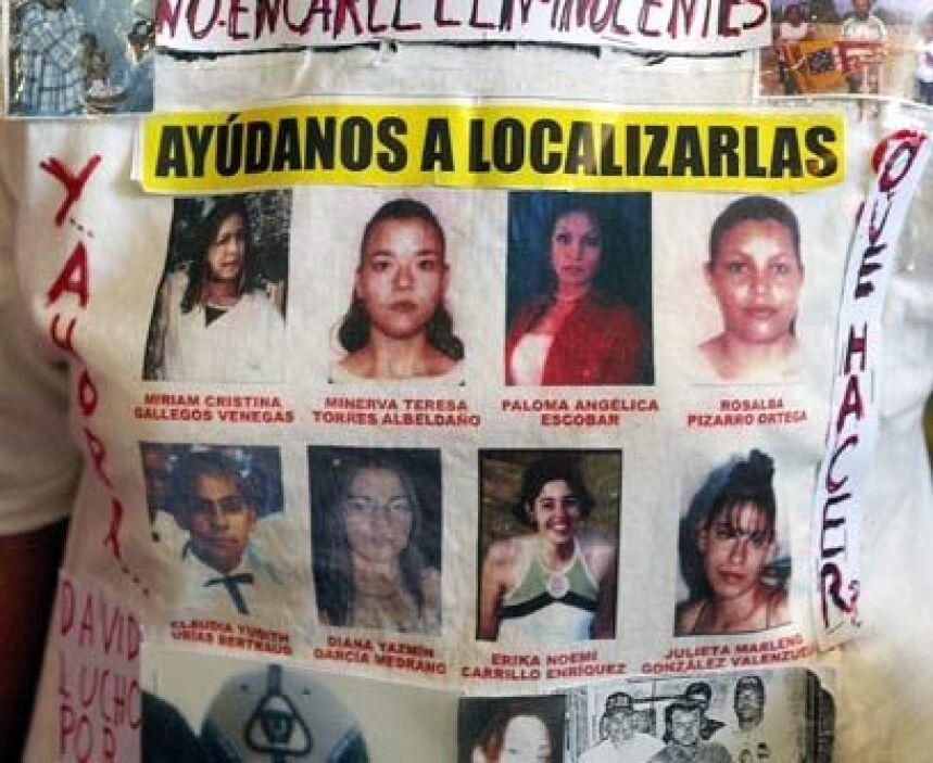 Las muertas de JuárezLa mala fama de Ciudad Juárez no comenzó con los cr...