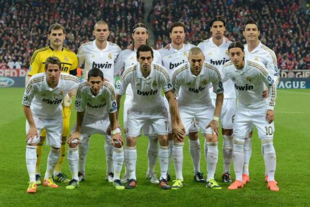 3. REAL MADRID- La marca del equipo madrileño tuvo una pérdida de valor...
