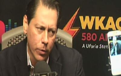 Juan Dalmau combativo contra la junta de control federal