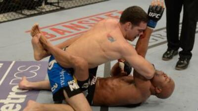 Chris Weidman volvió a vencer a Anderson Silva.