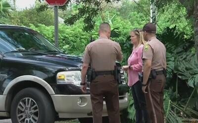 Encuentran a una pareja muerta a tiros en una casa del suroeste de Miami...
