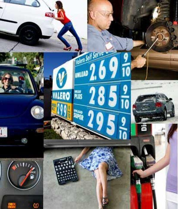 Cada gota cuentaLa reciente alza en los precios de la gasolina está lleg...