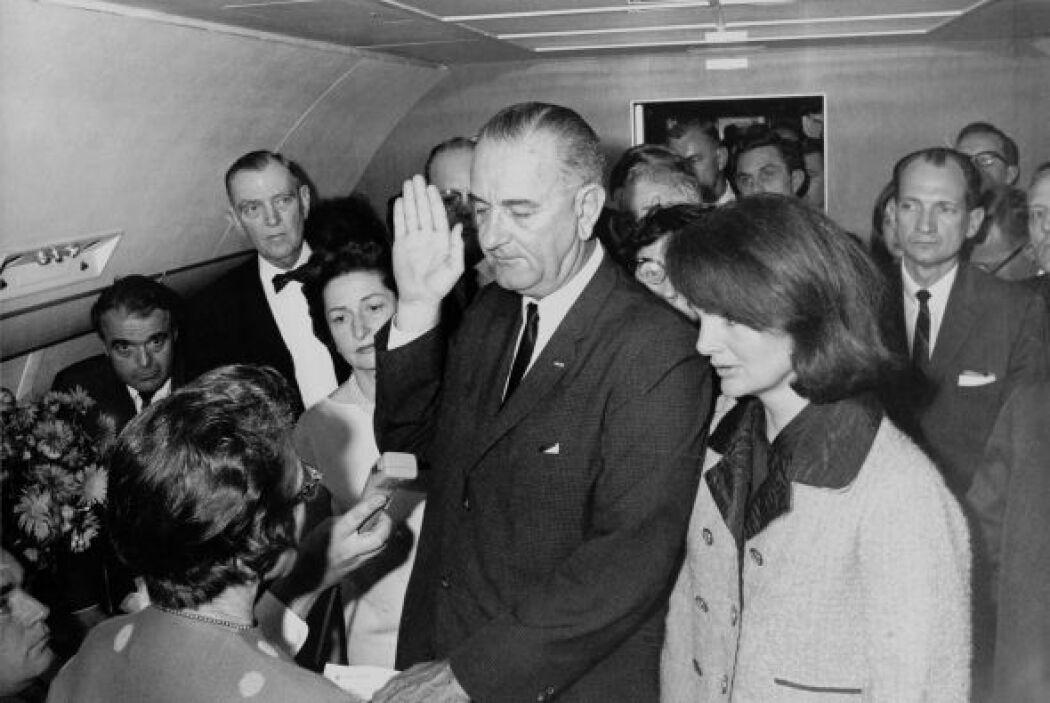¿Por qué Johnson, el sucesor de Kennedy que sí sabía de los intentos de...