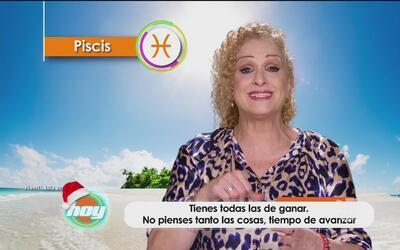 Mizada Piscis 07 de diciembre de 2016