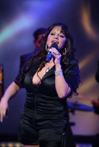 La Diva de la Banda ha sido una de las estrellas invitadas a Sábado Giga...