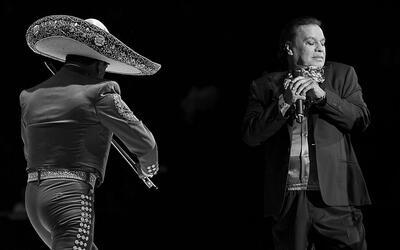 En el concierto que dio el pasado 26 de agosto en 'The Forum' en Inglewo...