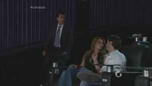 ¡Escándalo! Briones y Gina se pelearon en el cine
