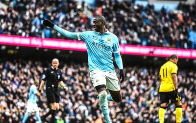 Yaya Touré disparó contra el fútbol chino