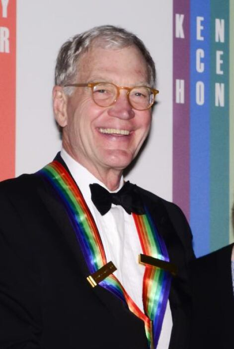 38. David Letterman  Ganancias netas: $42 millones.  Presencia en radio...