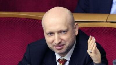 Alexandre Turchínov.