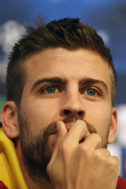 El futbolista tiene una mirada cautivadora.    Mira aquí todo sobre el M...
