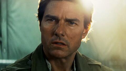 Tom Cruise vs. 'The Mummy'