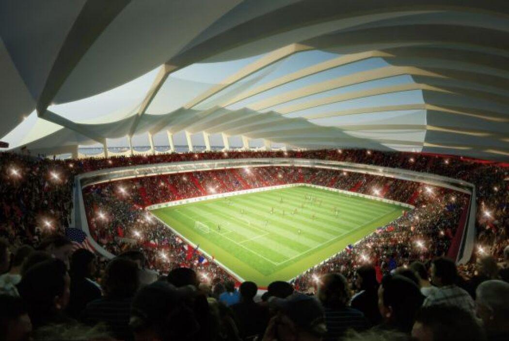 Al-Khor Stadium (Al-Khor), otro de los nuevos, con una capacidad de 45.3...