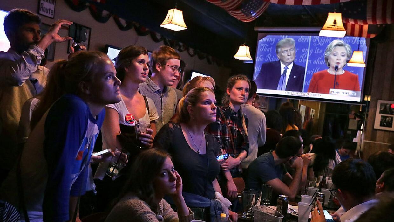 El primer debate presidencial de las elecciones 2016 fue visto no solo e...