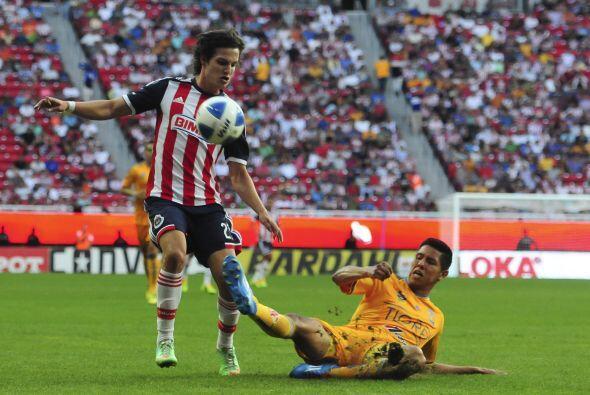 Otro encuentro que destaca es el Chivas vs. Tigres; los tapatíos...