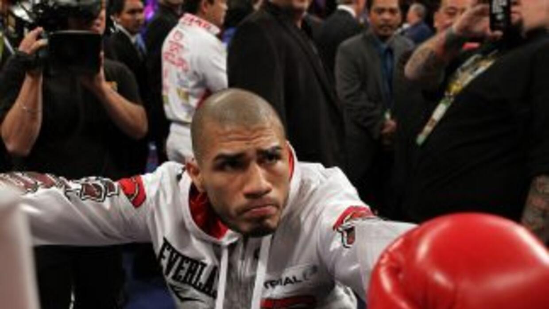 Miguel Cotto habló de cara a la contienda contra Delvin Rodríguez.