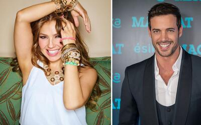 ¿Thalía y William Levy juntos en novela?