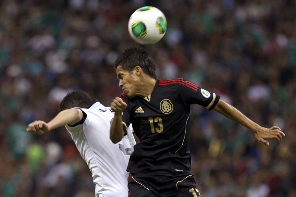Historia de la maldición de Columbus: México vs Estados Unidos OK 2013 A...
