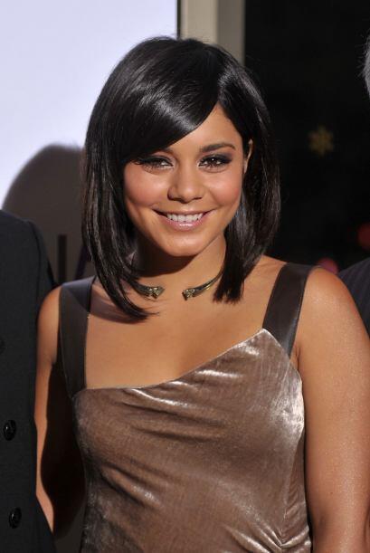 Es cierto que la actriz y cantante no ha tenido un cambio tan drástico c...